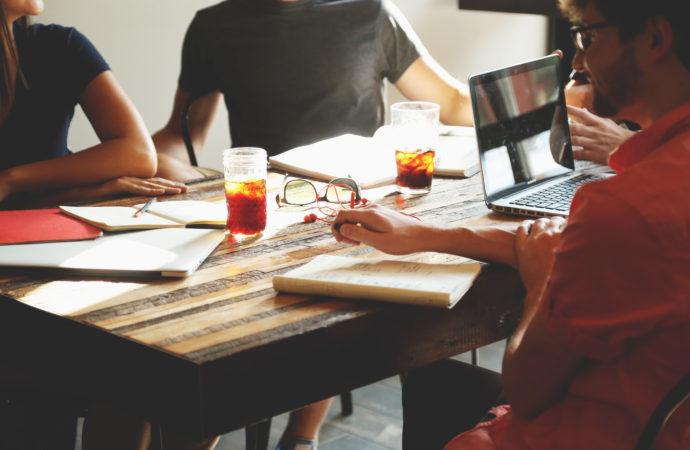 Los beneficios de trabajar en equipo