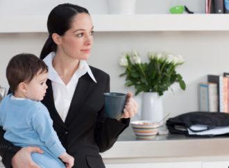 Un 66% de las madres que trabajan dan importancia a la flexibilidad de horario en su trabajo para poder compartir con sus hijos