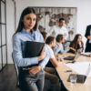 ¿Cómo son las relaciones entre mujeres en el trabajo?