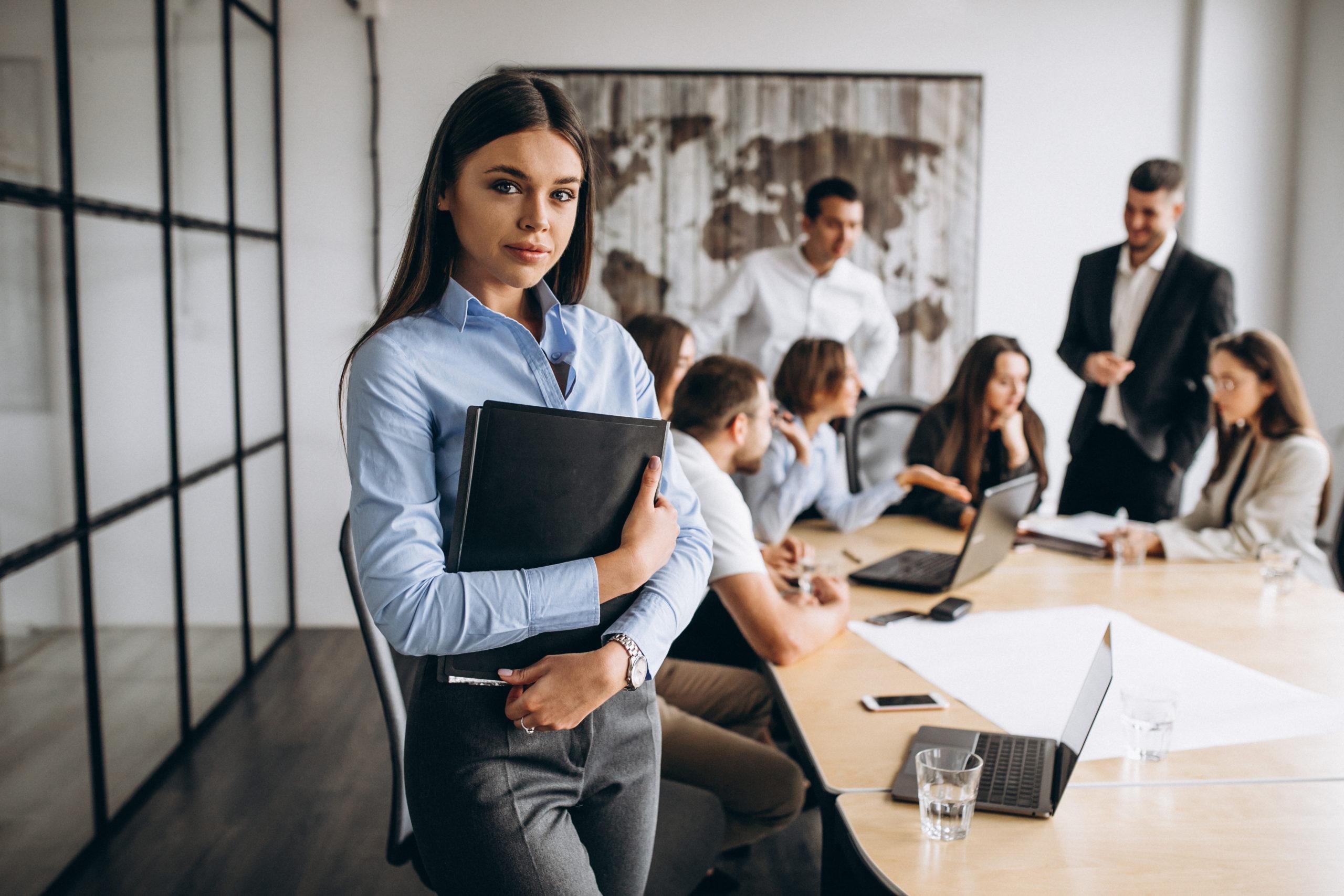 Mujeres en el trabajo